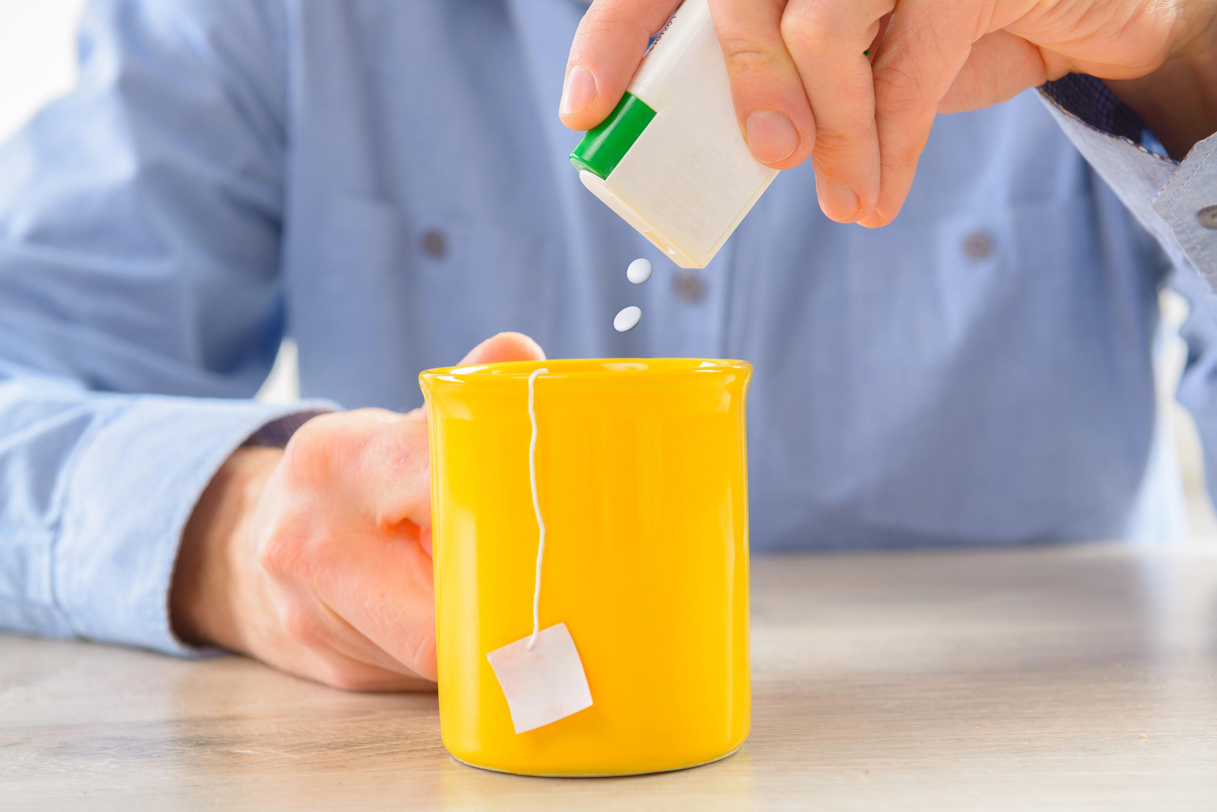 Zaslađivač aspartam u planu prehrane