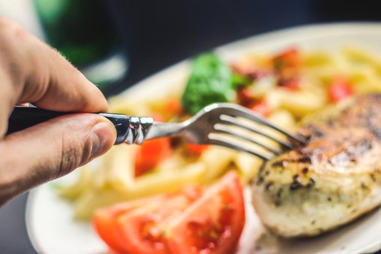 Pravilna prehrana uz povrće i kruh
