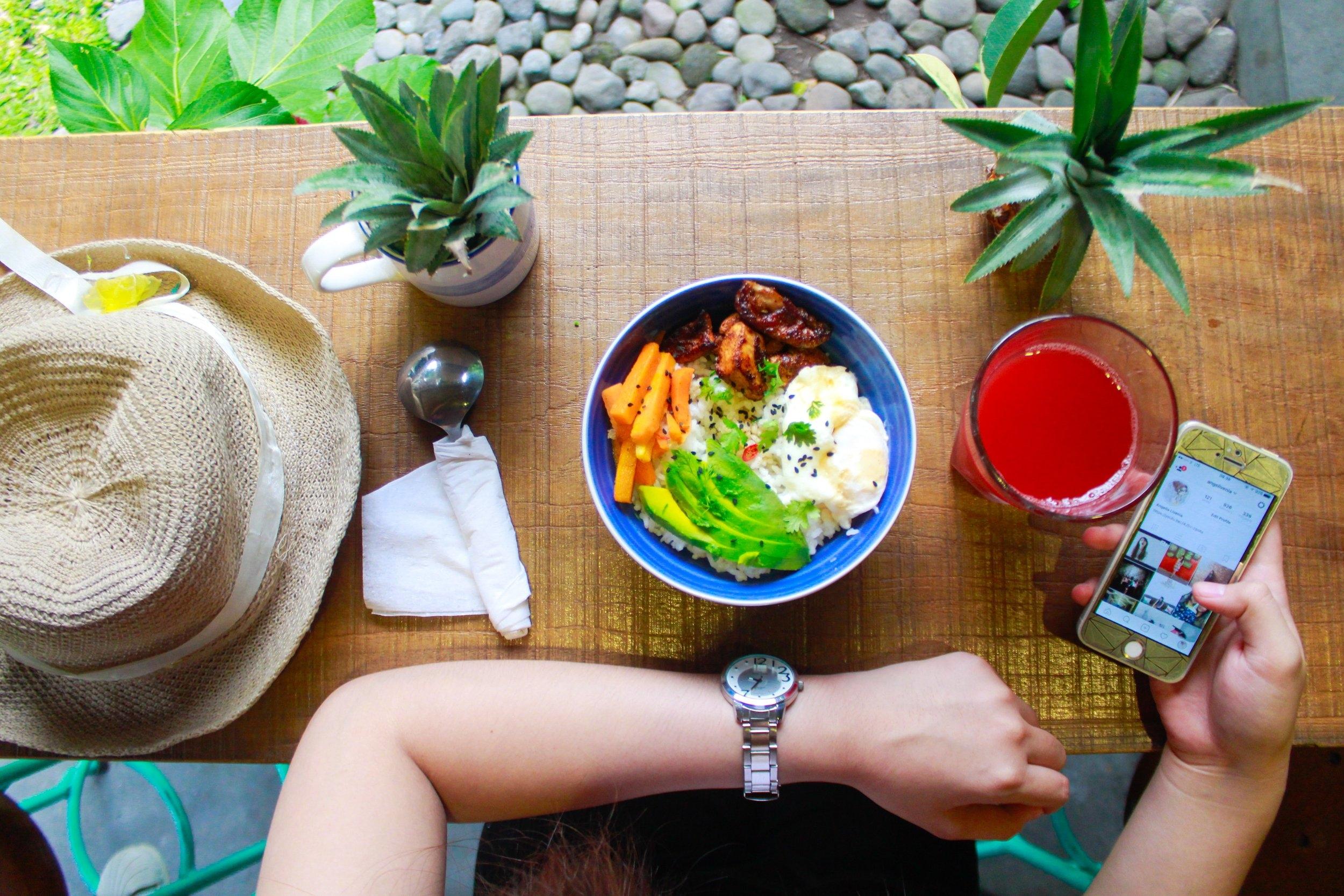 Online plan prehrane