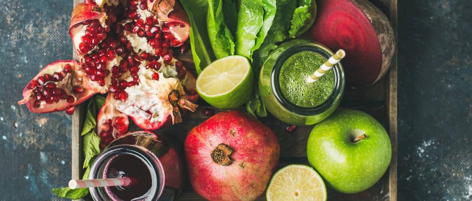 Voće i zdrava prehrana