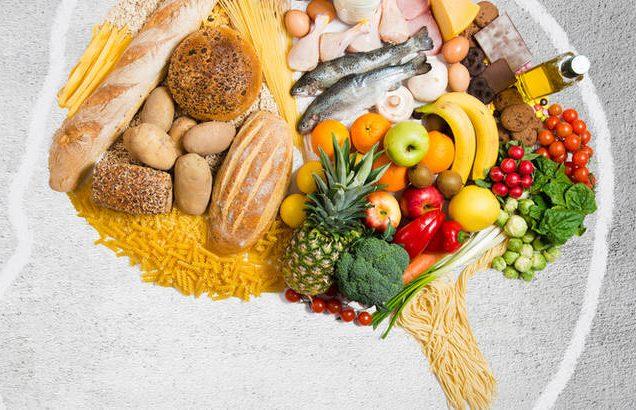 Raznolika prehrana, vitamini, proteini i ugljikohidrati