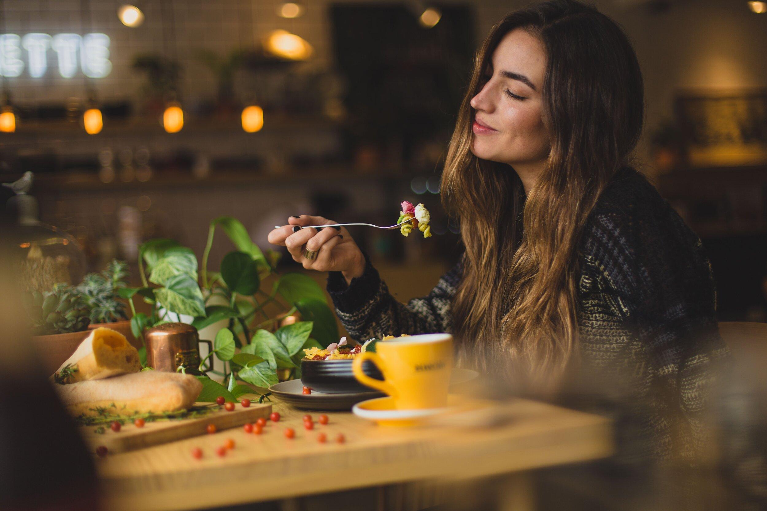 Intuitivna prehrana