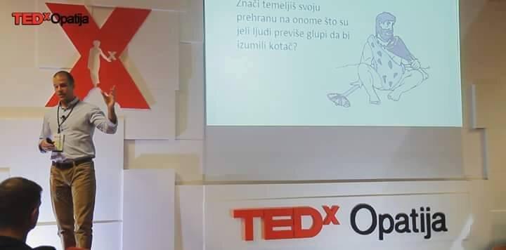 TEDX Predavanje o zdravoj prehrani
